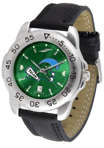 Tulane Green Wave Sport AnoChrome Men's Watch