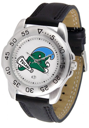 Tulane Green Wave Sport Men's Watch