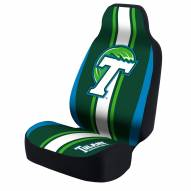 Tulane Green Wave Universal Bucket Car Seat Cover