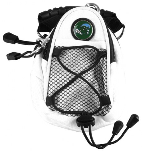 Tulane Green Wave White Mini Day Pack
