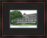 Tulane University Academic Framed Lithograph