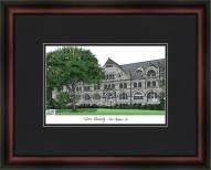 Tulane University Academic Framed Lithograph