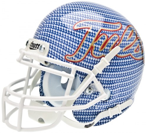 Tulsa Golden Hurricane Alternate 1 Schutt Mini Football Helmet