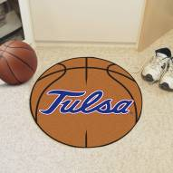 Tulsa Golden Hurricane Basketball Mat