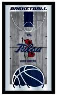 Tulsa Golden Hurricane Basketball Mirror