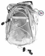 Tulsa Golden Hurricane Clear Event Day Pack