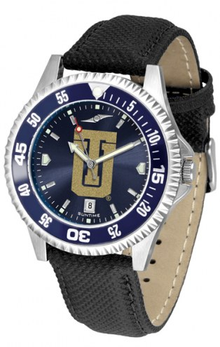 Tulsa Golden Hurricane Competitor AnoChrome Men's Watch - Color Bezel