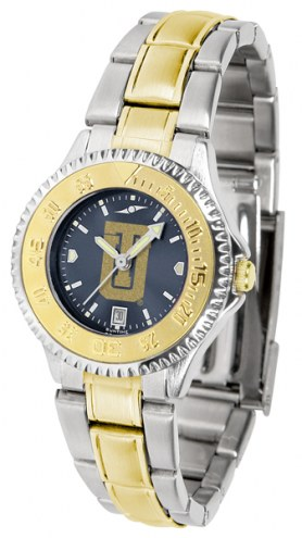 Tulsa Golden Hurricane Competitor Two-Tone AnoChrome Women's Watch