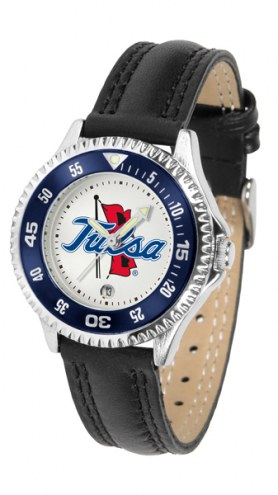 Tulsa Golden Hurricane Competitor Women's Watch