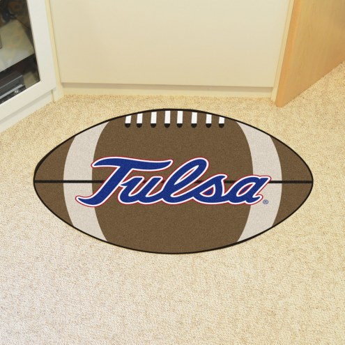 Tulsa Golden Hurricane Football Floor Mat
