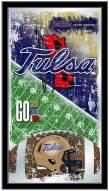 Tulsa Golden Hurricane Football Mirror