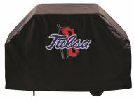 Tulsa Golden Hurricane Logo Grill Cover