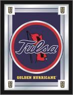 Tulsa Golden Hurricane Logo Mirror