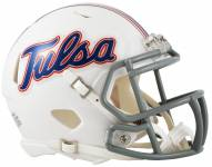 Tulsa Golden Hurricane Riddell Speed Mini Collectible Football Helmet