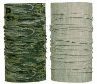 Turtle Fur Double-Sided Print Totally Tubular Tube Neck Gaiter