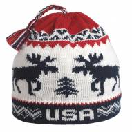Turtle Fur USA Moose Tassel Beanie