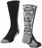 Twin City Digital Camo Crew Socks