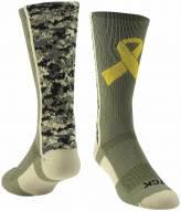 Twin City Military Ribbon Crew Socks