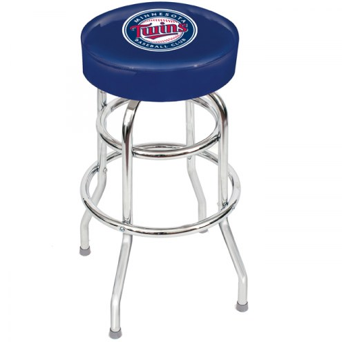 Minnesota Twins MLB Team BAR Stool