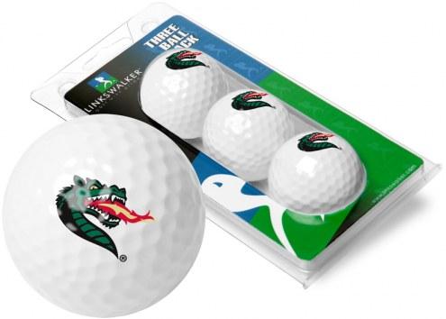 UAB Blazers 3 Golf Ball Sleeve