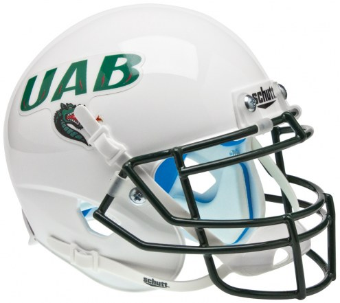 UAB Blazers Alternate 1 Schutt XP Collectible Full Size Football Helmet