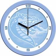 UAB Blazers Baby Blue Wall Clock