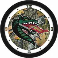 UAB Blazers Camo Wall Clock