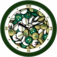 UAB Blazers Candy Wall Clock