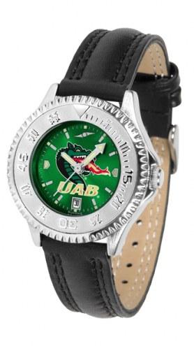 UAB Blazers Competitor AnoChrome Women's Watch