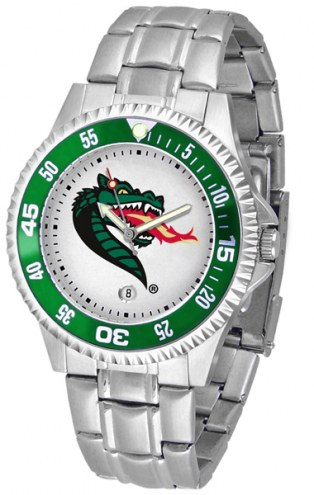 UAB Blazers Competitor Steel Men's Watch