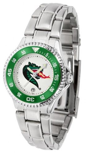 UAB Blazers Competitor Steel Women's Watch