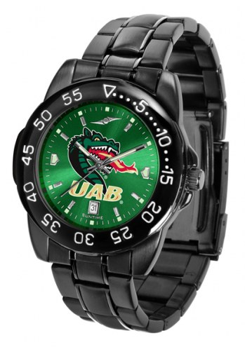 UAB Blazers FantomSport AnoChrome Men's Watch