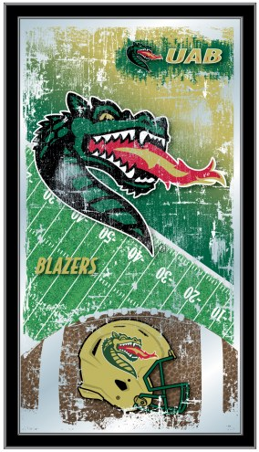 UAB Blazers Football Mirror