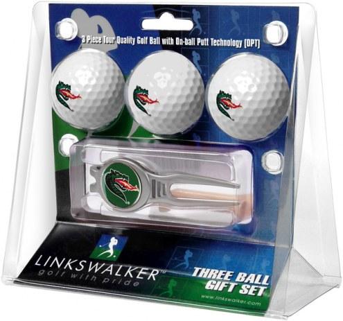 UAB Blazers Golf Ball Gift Pack with Kool Tool