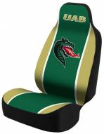 UAB Blazers Green/Gold Universal Bucket Car Seat Cover
