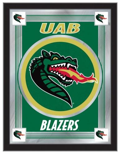 UAB Blazers Logo Mirror