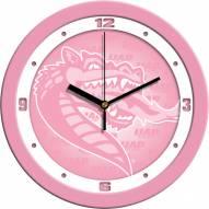 UAB Blazers Pink Wall Clock
