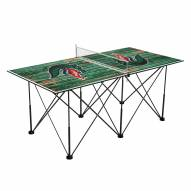 UAB Blazers Pop Up 6' Ping Pong Table