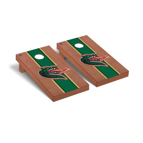 UAB Blazers Rosewood Stained Cornhole Game Set