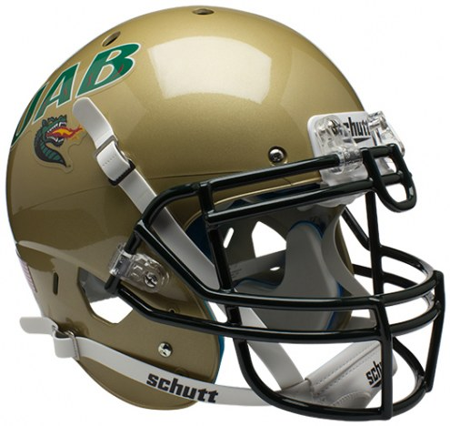 UAB Blazers Schutt XP Authentic Full Size Football Helmet