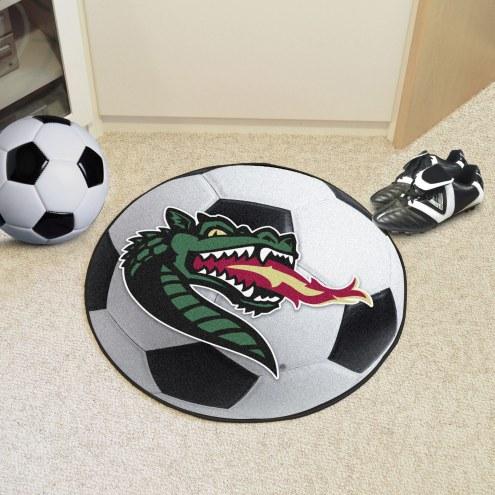 UAB Blazers Soccer Ball Mat