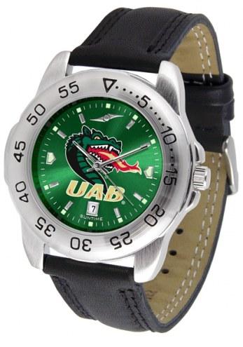 UAB Blazers Sport AnoChrome Men's Watch