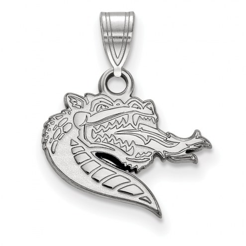 UAB Blazers Sterling Silver Small Pendant