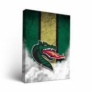 UAB Blazers Vintage Canvas Wall Art