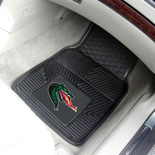 UAB Blazers Vinyl 2-Piece Car Floor Mats