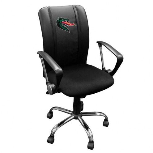 UAB Blazers XZipit Curve Desk Chair