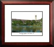 UC Santa Barbara Gauchos Alumnus Framed Lithograph