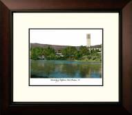 UC Santa Barbara Gauchos Legacy Alumnus Framed Lithograph