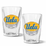 UCLA Bruins 2 oz. Prism Shot Glass Set