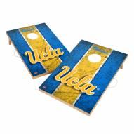 UCLA Bruins 2' x 3' Vintage Wood Cornhole Game